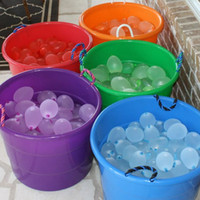 Wholesale Frozen Magic Bunch Water Balloons Amazing children Water Bunch Balloons Water bomb Fill Per Minutes Summer toys