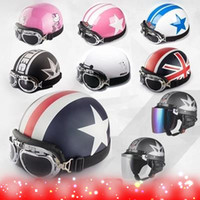 Wholesale Child Motorcycle Helmet - Motorcycles Accessories & Parts Protective Gears children helmets motor motorcycle suit for 3-9years old