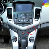 Wholesale Trunk Cruze - Car Trunk switch button assembly for Chevrolet Cruze 2009-2013 luggage box open and close with USB charger