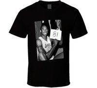 point de jeux achat en gros de-Kobe Bryant 81 Points Game Version 2 T Shirt L Noir