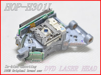 laser óptico venda por atacado-Venda por atacado - Unidade de DVD captador óptico HOP-H301L H301L HOP-H301L cabeça do laser DL-R200