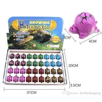 magic growing toys prices - Christmas gift Growing pet Hatchimals egg magic Hatching eggs tortoise turtles variety of animals eggs can hatch out animals creative toys