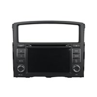pajero dvd player - Android Car DVD player for Mitsubishi Pajero with inch HD Screen GPS Steering Wheel Control Bluetooth Radio