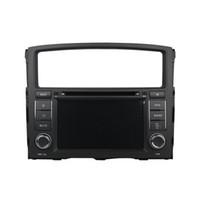 Wholesale Dvd Car Mitsubishi Pajero - Android 5.1 Car DVD player for Mitsubishi Pajero with 7inch HD Screen ,GPS,Steering Wheel Control,Bluetooth, Radio