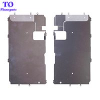 Wholesale iphone back plates - New Backplate shield For iPhone 7 7 Plus LCD Screen Metal Back Plate Shield