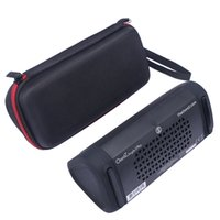 Wholesale Angle Portable Speaker - Wholesale- Carry Travel Protective Speaker Box Cover Bag Cover Case for OontZ Angle 3 Plus Bluetooth Portable Speaker.Extra Space for Cable