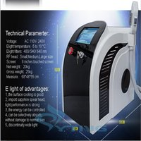 Wholesale Equipment For Hair Salon - High Quality ipl laser beauty salon equipment for hair removal , skin rejuvenation ,vascular removal , pigment and acne treatment