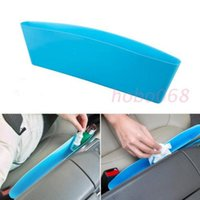 50x Car Stowing Accessori Auto Sedile Seam Storage Box Borsa Borsa Organizzatore Organizer BLUE Interior Accessoriy