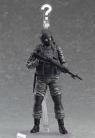 Wholesale Hot Figures Toys For Children - New hot sale anime figure toy Figma 298 Metal Gear soldiers Metal Gear Solid Sons of Libert 16CM gift for children