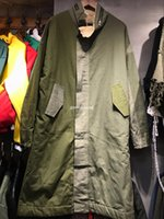 Wholesale Man S Lamb Jacket - Fear Of God Jacket Men Women High Quality Fear Of God Amy Green Lamb Wool Coat Windbreaker Fear Of God Jacket