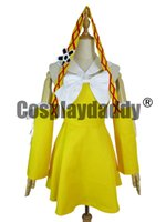 Wholesale Levy Cosplay - HOLRAN Levy McGarden from Fairy Tail Anime Cosplay Costume cos