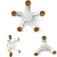 Wholesale Lamp Socket Splitter - Duralble 5 4 3 in 1 E27 to E27 Base Socket Splitter LED Light Lamp Bulb Converter Adapter Holder
