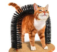 Wholesale Dogs Wool - Pet Supplies & Pet cat brush brush wool implement Cat scratch cat toy dog arch thick pet supplies