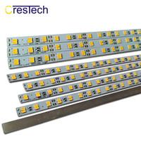 ingrosso la barra principale della striscia 24v ha la luce-LED Bar Light Strip DC12V 994 * 12MM 12 W / Metro SMD5730 LED Strip 72LED per metro Cool White 7000-9000K DC12V LED rigida Strip