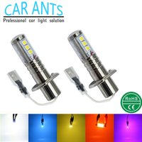 osram red led - Hot LED OSRAM W Fog lights H1 H series V V auto parts super bright OEM ODM auto lighting bulbs Plug n play car lamp