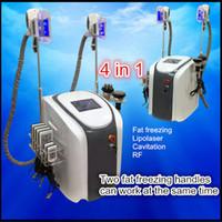 Wholesale Cavitation Lipolaser - liposuction Laser machines fat freeze machine lipolaser personal use cold lipo laser ultrasonic cavitation slimming machine