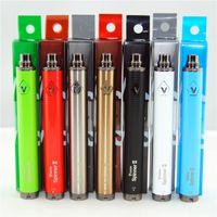 Wholesale atomize cigarettes resale online - Vision Batteries Vision Spinner II mAh Ego twist V variable voltage battery for e Electronic cigarettes VV VAPEN ego atomize