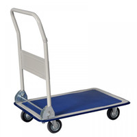 carts trucks - 330lbs Platform Cart Dolly Folding Foldable Moving Warehouse Push Hand Truck