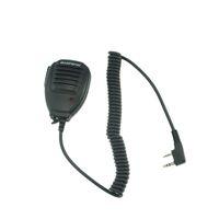 Wholesale Baofeng Radio Mic - Baofeng Speaker Mic Microphone for Baofeng UV-5R Dual Band Radios PTT Microphone for Civilian Radio Baofeng Speaker MK-1030