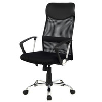 Wholesale Modern Ergonomic Mesh High Back Executive Computer Desk Task Office Chair Black
