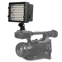 Wholesale Led Camera Light 126 - CN-126 LED Video Light for Canon, Nikon, Pentax, Panasonic,Olympus and Samsung DSLR Cameras