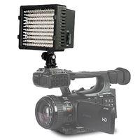 Wholesale camera pentax online - CN LED Video Light for Canon Nikon Pentax Panasonic Olympus and Samsung DSLR Cameras