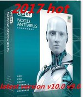 Nouveau ESET NOD32 Antivirus v10.0 V9.0 V7.0 V8.0300day 3pc key English version 10 mois Compte clé 2018