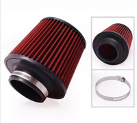 Wholesale Air Filter quot mm Air Intake Filter Height High Flow Cone Cold Air Intake Performance TK AF001A