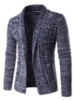 Wholesale Good Boy Collar - Men Korean winter Sweater coat jacket male good quality clothes yong man fashion boy performance outdoors dress show party Tourism outdoors