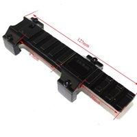 Wholesale Sighting Scope - Hunting Accessories Airsoft AEG MP5 G3 20mm Aluminium Picatinny rail Sight Scope Mount