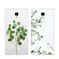 original cover art - Oppo r9s plus original simple tree leaves Korean small fresh art mobile phone shell protective cover