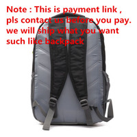 Wholesale Football Products - This is Backpack Payment Link We Can Send The Products What You Want Boys & Girls' Casual Backpacks Travel Outdoor Bags Students School Bag