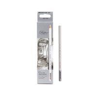 Wholesale Marco Pencil - Wholesale- MARCO 7012 drawing sketch pastel art white pencil sketch charcoal powder brush high light