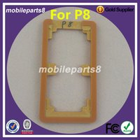 Wholesale Lcd Glass Mould - Wholesale- 100% test OK high quality Refurbishment Glueing Repair LCD Outer Glass Mould Mold For huawei p8