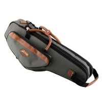 Atacado- Sax Sax Saxofone Bag Case Impermeável Durable Luxuoso Sponge Gig Travel Carrying Case Mochila Ajustável Shoulder Strap Portable