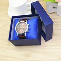 Wholesale Cajas Para Relojes - Durable saat kutusu Packaging Boxes For Jewelry Organizer High Quality Gift Watch Box Bracelet Storage Case Cajas para relojes