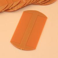 Wholesale lice comb wholesalers - Wholesale- New Plastic Double Sided Nit Fine Tooth Combs For Head Lice Dectection Comb Kids Pet Flea 2Pcs Wholesale