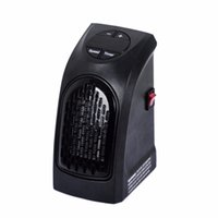 Wholesale Garden Heating - Wholesale 220V Portable Mini Electric Handy Air Heater Warm Air Blower Room Fan Electric Heater Radiator Warmer for Office Home