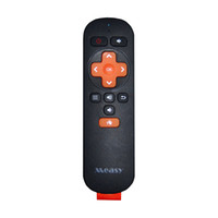 Wholesale Rc6 Remote - Wireless Mini 2.4G Measy RC6 Keyboard Smart Remote Control Air Mouse with USB Receiver for Laptop PC Smart TV Android TV Box