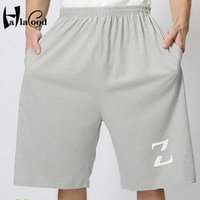 Wholesale cheap men wholesale clothing - Wholesale- Hot Sell Cheap Summer New Quality Brand Fashion Sexy Paragraph Men's Cotton Plus Fat Casual Shorts Mr Large Size Mans Clothing