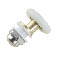 Wholesale Eccentric Wheel - 4 pieces eccentric wheel Shower room pulley bathroom shower sliding glass door roller household repari hardware part