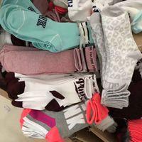 Wholesale Body Silk - Love vs Pink Socks Fashion Women Sports Sock Victoria Knee High Socks Sports socks secrets sock DHL shipping A 080