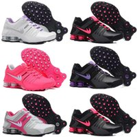 Vendita calda Drop Shipping Famoso Shox NZ Current Womens Athletic Sneakers Sport Scarpe da corsa Taglia 36--40
