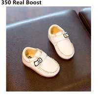 Wholesale Kids First Walker Shoes - Lucus's store shoes Kids Baby First Walkers Pirate Black TD MR OT Real Boost