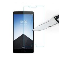 Wholesale One X Screen Guard - 9H 2.5d Hardness Tempered Glass Anti-Scratch Screen Protector film guard For one plus OnePlus one two three 3 2 1 x with Retail-box