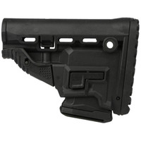 Wholesale Built Fit - NEW Tactical M4 AR15 GL-MAG Survival Buttstock w Built-in Magazine Carrier stock Fits Airsoft AR15 guns FAB Mil-Spec Defenses buffer tube