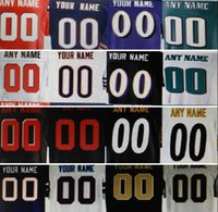 Wholesale Custom Elite Football Jerseys - top quality Custom Elite Football Jerseys Customized for men women youth kids Personalized Rugby Jerseys Any Name and Number