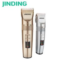 Wholesale Men Barber Clippers - Electric Hair Trimmer Hair Clipper Men Hair Cut Cutting Machine Barber Beard Trimmer Tondeuse Cheveux Barbe Cutter JD-9910