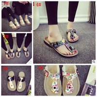 Unisex Flip Flops Soft Sandals Summer Antiskid Cool Pantoufles Couple Chaussures de plage Chaussures en cuir PU Zapatos 5 design KKA1644