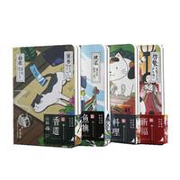 Wholesale Agenda Cat - Wholesale- Cute Japan fashion cartoon cat pocket agenda 10.5*14.6cm dots squared blank plan sheets 2017 new students stationery gift